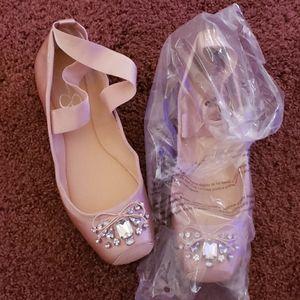 Jessica Simpson Ballerina shoes